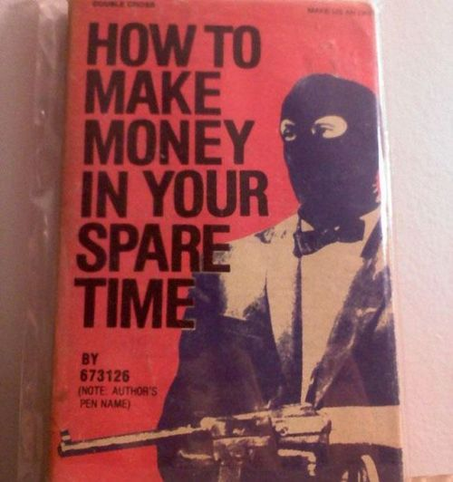 Book cover how to make money in your spare time