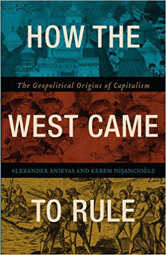How the West Came to Rule book cover