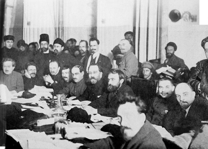 Presidium_of_the_9th_Congress_of_the_Russian_Communist_Party