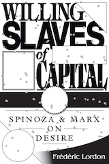 Willing Slaves of Capital book cover