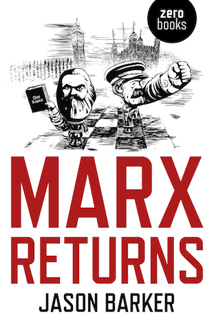 Marx Returns by Jason Barker cover