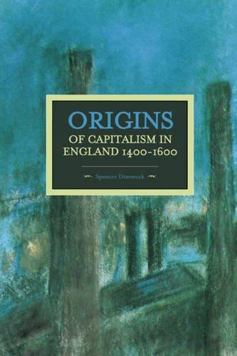 Dimmock the Origins of Capitalism Haymarket cover