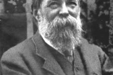Friedrich Engels in later life.