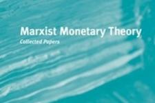 Marxist Monetary Theory Brill book cover
