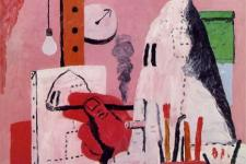Philip Guston, The Studio, 1969