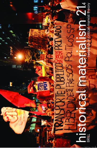 HISTORICAL MATERIALISM JOURNAL EPUB